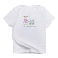 Unique Chinese little sister Infant T-Shirt