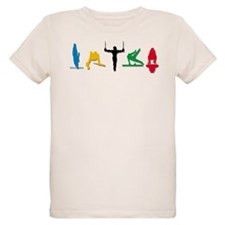Men's Gymnastics T-Shirt