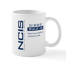 NCIS Gibbs' Rule #9 Mug