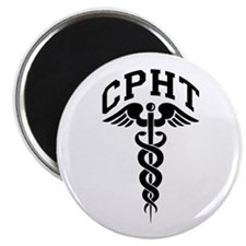 "Pharmacy CPhT 2.25"" Magnet (100 pack)"