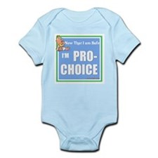 Pro-Choice Infant Creeper