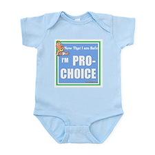 Pro-Choice Infant Creeper