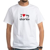 I LOVE MY Shorkie Shirt
