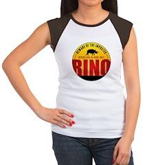 Beware of The Imposter Women's Cap Sleeve T-Shirt