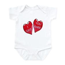 I Got You Babe Infant Bodysuit