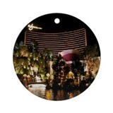 Las Vegas Ornaments Ornament (Round)