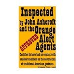 Inspected by Ashcroft Sticker