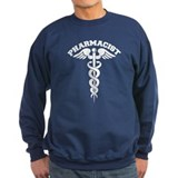 Pharmacist Caduceus Sweatshirt