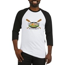Shit Creek Paddles Baseball Jersey