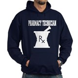 Pharmacy Technician Rx Hoodie
