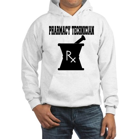 Pharmacy Technician Rx Hooded Sweatshirt