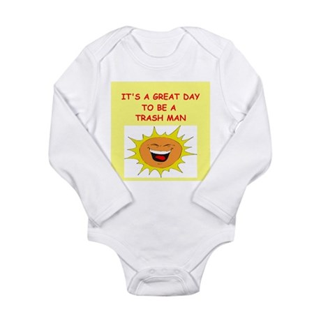 great day designs Long Sleeve Infant Bodysuit
