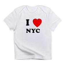 Cute Nyc Infant T-Shirt