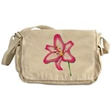 Star Lily Messenger Bag