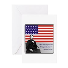 Lincoln Greeting Cards (Pk of 10)