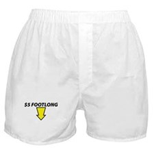 $5 Footlong Boxer Shorts