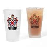ANDERSON COAT OF ARMS Drinking Glass