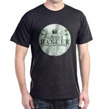 Modern Dancer Intelligent Motion by DanceBay T-Shirt