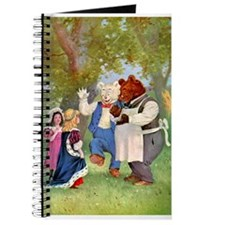 Roosevelt Bears and the Princess Journal