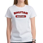 Bhutan Native Women's T-Shirt