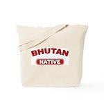 Bhutan Native Tote Bag