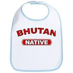 Bhutan Native Bib