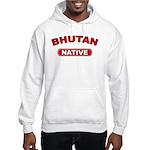 Bhutan Native Hooded Sweatshirt
