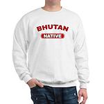 Bhutan Native Sweatshirt