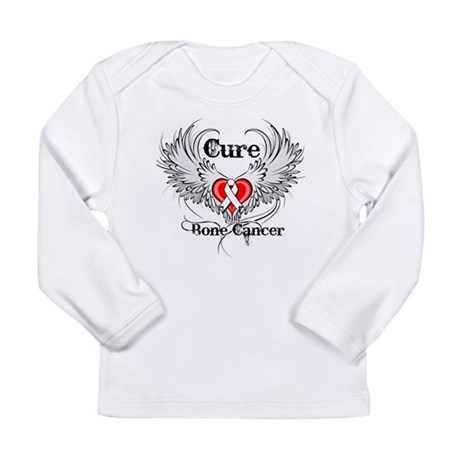 Cure Bone Cancer Long Sleeve Infant T-Shirt