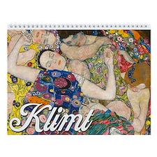 Klimt v2 Wall Calendar