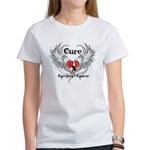 Cure Carcinoid Cancer Women's T-Shirt