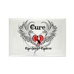 Cure Carcinoid Cancer Rectangle Magnet (100 pack)