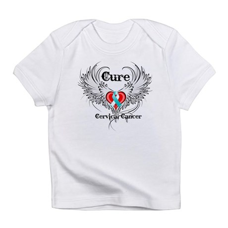 Cure Cervical Cancer Infant T-Shirt
