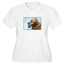 Goldens Love Play T-Shirt