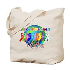 World Cancer Awareness Matter Tote Bag
