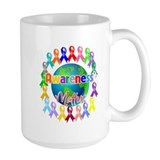 World Awareness Matters Coffee Mug
