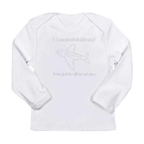 airplane2 Long Sleeve T-Shirt