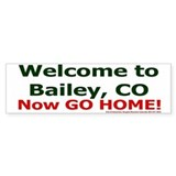 Bailey Bumper Car Sticker