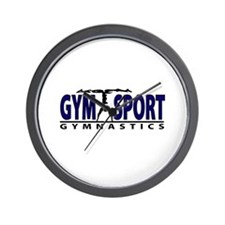 Unique Sports gymnastics Wall Clock