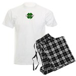 LUCKY CLOVER Men's Light Pajamas