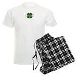 LUCKY CLOVER Men's Light Pajamas