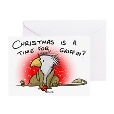 Griffin Greeting Cards (Pk of 10)