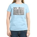 My Dog Women's Pink T-Shirt