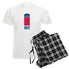 Time To Vote Pajamas