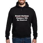 Event Horizon: Crushed Hoodie (dark)