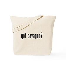 GOT CAVAPOO Tote Bag