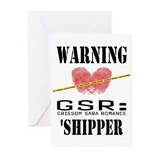 GSR SHIPPER Greeting Cards (Pk of 10)