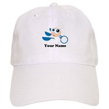 Personalized Baby Chef Baseball Cap