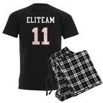 Team Men's Dark Pajamas