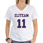 Team Women's V-Neck T-Shirt